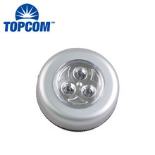 -LED Under Cabinet Mini <span class=keywords><strong>Spingere</strong></span> Toccare Tocco HA CONDOTTO La <span class=keywords><strong>Luce</strong></span> Bastone On Night Light