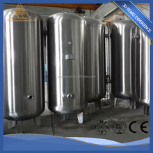 Hot Split Pressured compressed air storage tank for truck hot new products for 2017 usa
