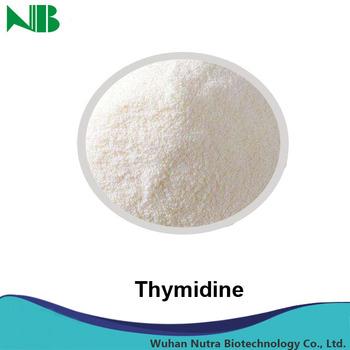 Nutrition powder CAS 50-89-5 Thymidine