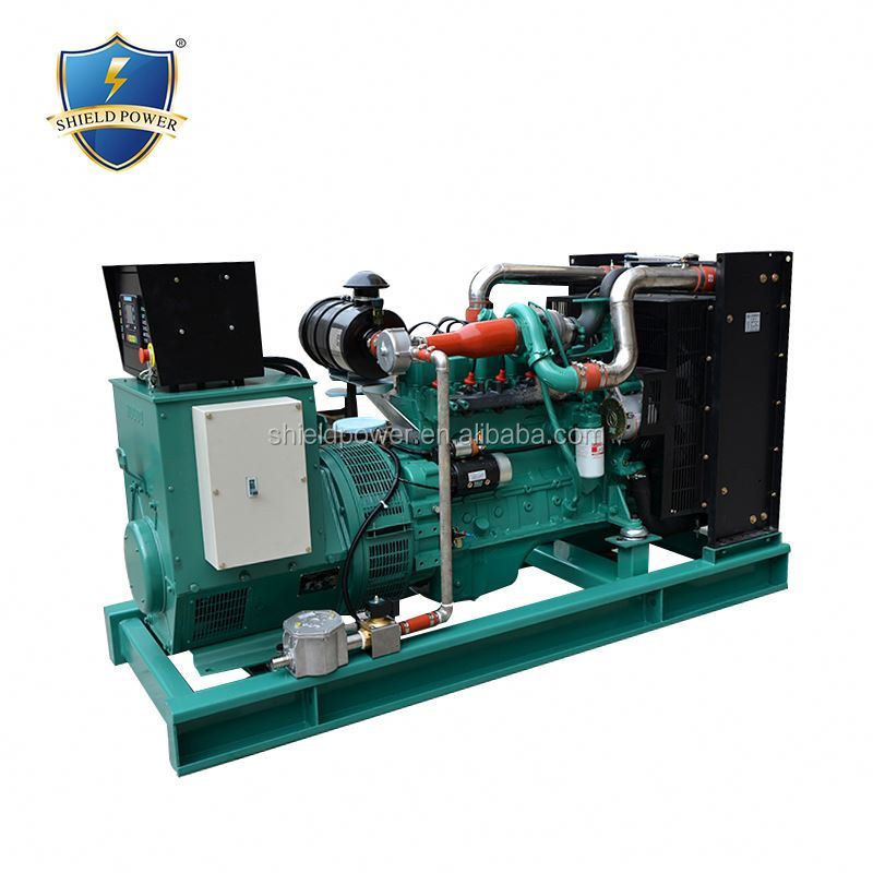 Low price natural gas generator 200 kw to 600kw