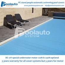 Competitive price waterproof pool Solar Cover Roller/ Swimming Pool PC cover