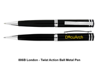 Premium Gift-London Twist Action Ball Metal Pen