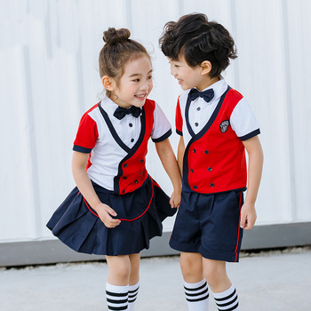 Korean Primary School Uniforms Design With Pictures Nursery Infants Age Group Children Clothes An