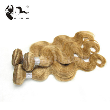 6A BRAZILIAN HAIR BLONDE HAIR PIECES FOR TOP OF HEAD