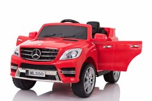2017 cheap 12 volt electric car baby Benz brand license car