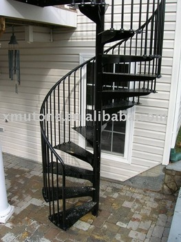 Wrought Iron Staircase - Buy Iron Staircase,Iron Crafts ...