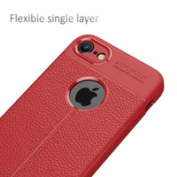Hot Selling Lichi Leather Pattern TPU Phone Case for Huawei Y9 2018/P20 Plus/Nova 3e/Honor Note 8