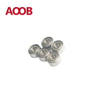 High Quality Low Noise Deep Groove Ball Bearing 687ZZ Size 7*14*3.5mm