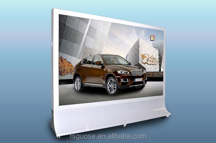 Advertising Boards Billboard Structure Light Frame Light
