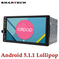 Universal Android 5 1 Car GPS Stereo NAVI for Nissan Hyundai Honda With 178mm100mm No Disc