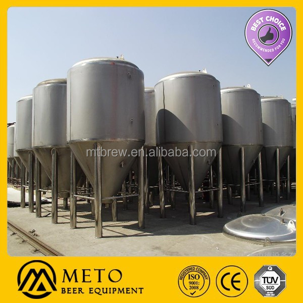 beer fermentation tank stainless steel conical fermenter turnkey 10bbl brewery beer equipment beer machine 10000l fermenter