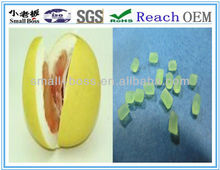 The newest and the first having fruit smell soft PVC compound