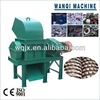 metal can crusher machine / scrap metal crusher equipment