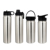 Stainless steel water vaccum flask thermos vacuum flask Thermo flask stainless steel vacuum with handle
