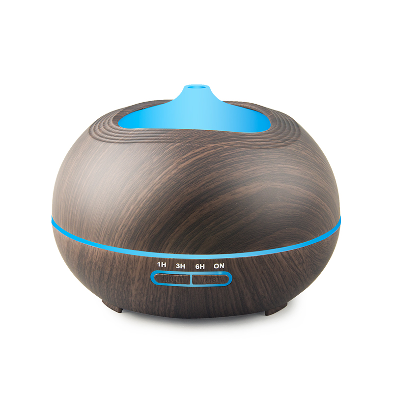 New Innovative Products 400ml PP&ABS Ultrasonic Aroma Essential Oil Diffuser Humidifier with private label