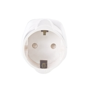 Hot selling European socket to UK plug travel adapter converter plug