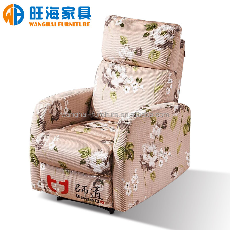 Couch lounge chair Floral fabric sofa bed Monde Color fb001