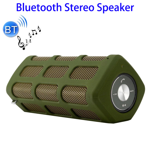 2 in 1 10W Waterproof Portable 5200mAh Power Bank Bluetooth Stereo <strong>Speaker</strong> with Built-in MIC and Hanging Hook
