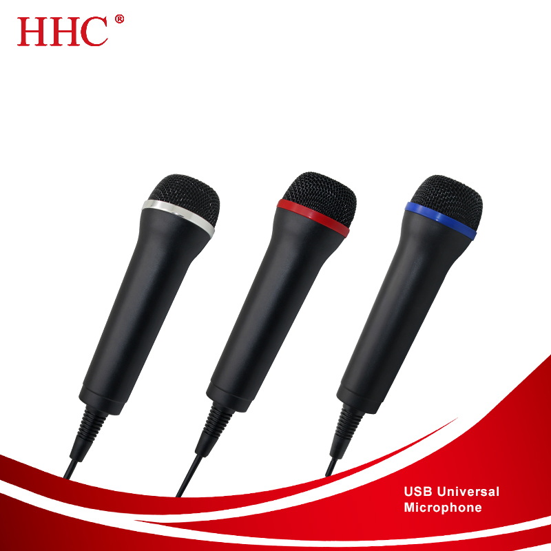 The Newest USB Universal Microphone For All Video Game Accessories And PC