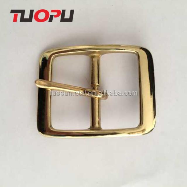 Tuopu custom made brass belt buckles brass name belt buckle easy clip belt  buckle a4c709b98