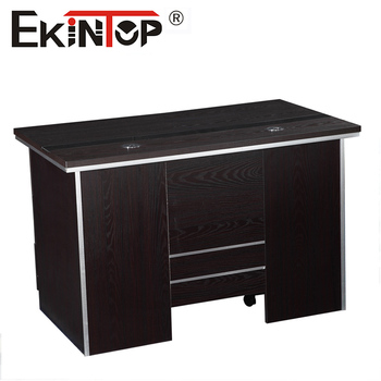 Modern Simple Design Cheap Price Computer Table Melamine Computer