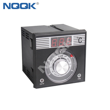 TEL96 96mm K J relay SSR Industrial Temperature Controller for plastic / rubber / packing machinery