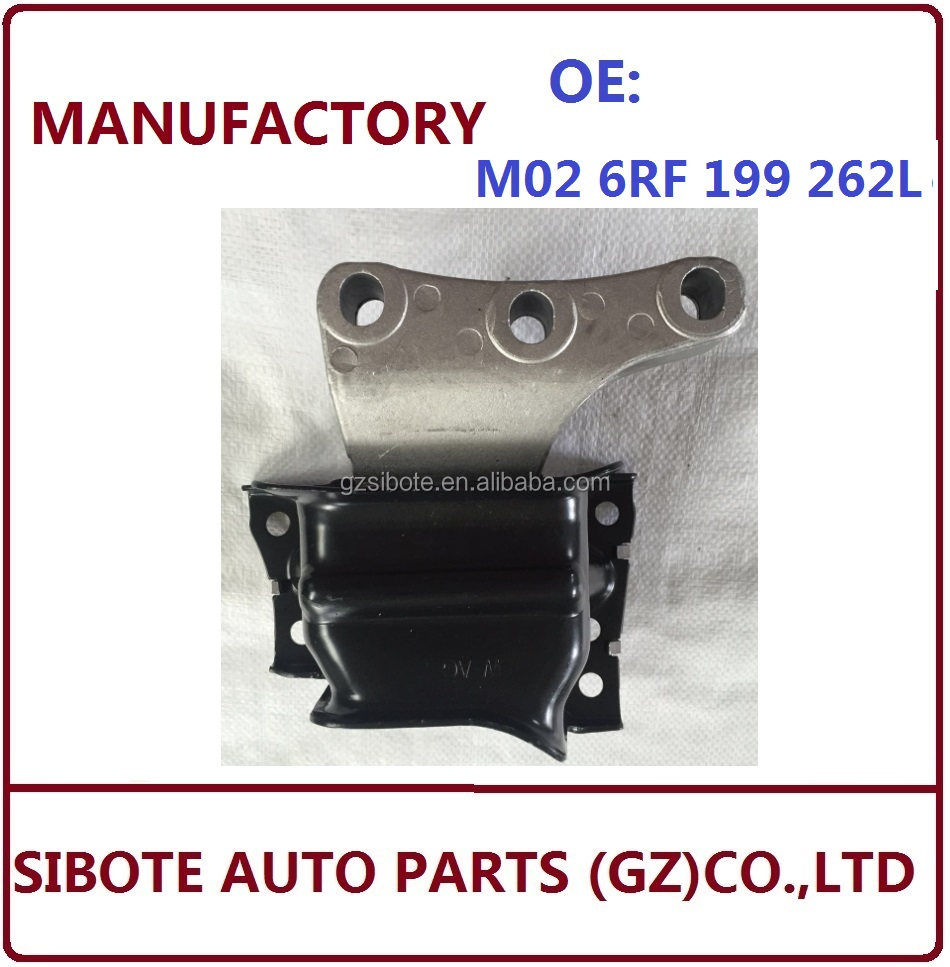 M02 6RF 199 262L Auto Engine Mount