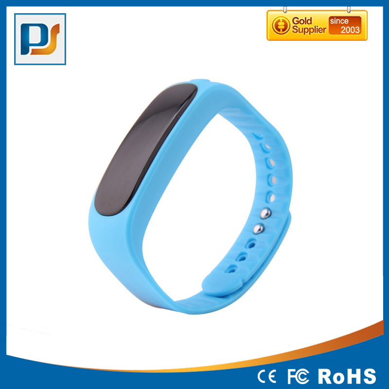 Smart Health Bracelet Multi-function Pedometer Portable Sport Watch As Promotional Gift with Logo Print