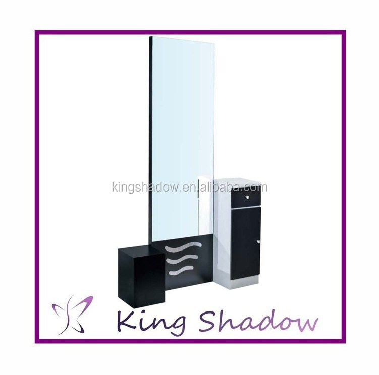 alta calidad belleza peluquera espejo doble espejos del saln moderno espejo