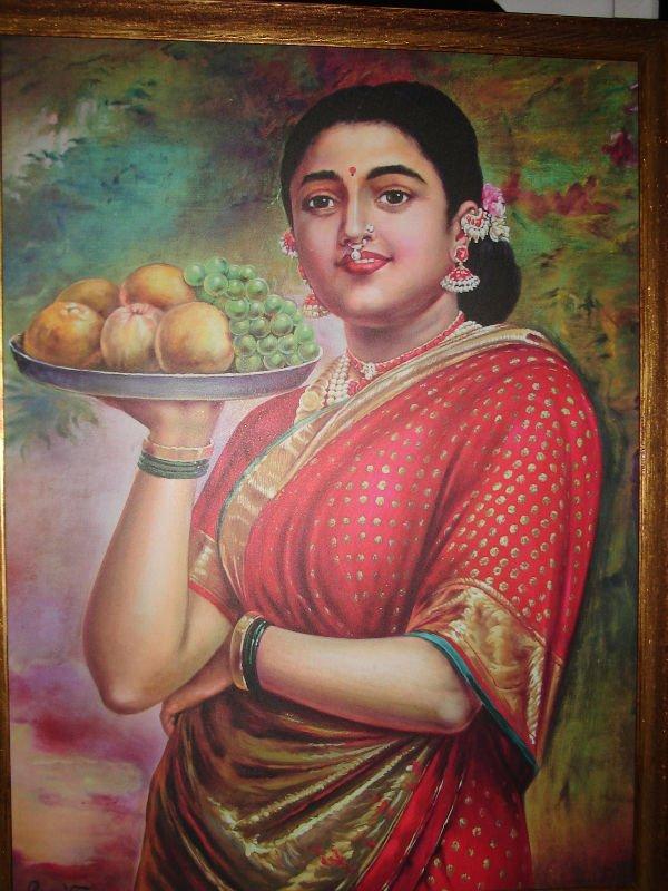 lisa Indian mona