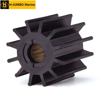 High quality impeller electric motor cooling impeller Replace Jabsco 179360001 Johnson 814B Volvo 842857,844683,845796,875697