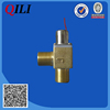 QILI factory electric water valve flow control