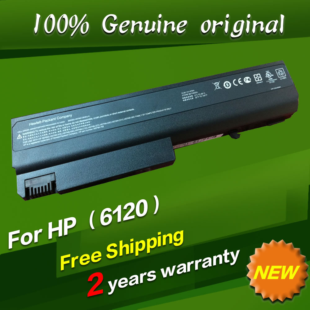 Free shipping PB994A PB994ET PQ457AV EQ441AV Original laptop Battery For Hp Business Notebook NX6310 CT NX6315