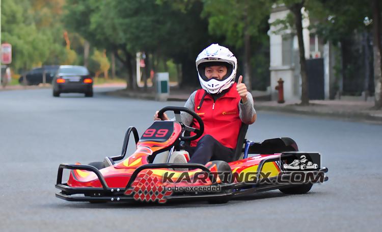 customed go karts adult