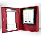 Conventional 4 zones Fire fighting equipment alarm system