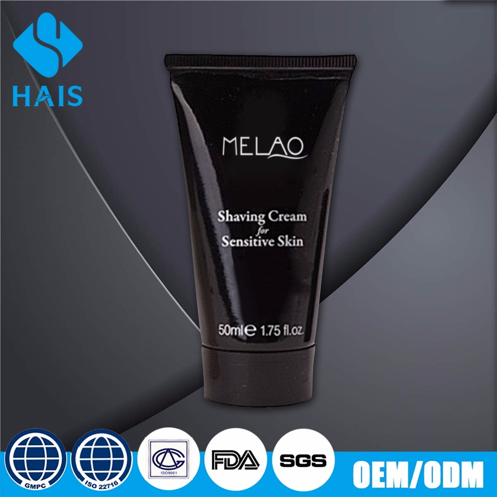 Cheap factory price best organic men oem private label wholesale after-shave cream for sensitive skin
