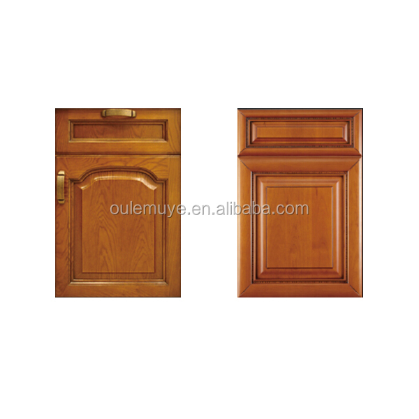 Latest Design Kitchen Cabinet Wooden Doors for Sale