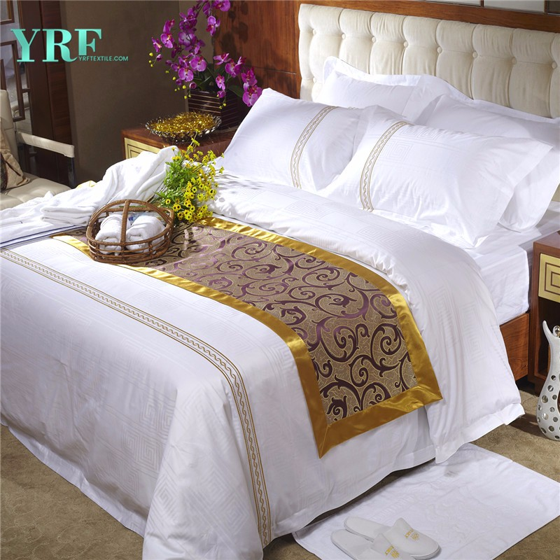 Wholesale Luxury Comforter Bedding Sets Hotel Bedding Collection 400tc Bed  Linen Embroidery White Satin Duvet Set - Buy Bed Comforter Set,Embroidery  ...