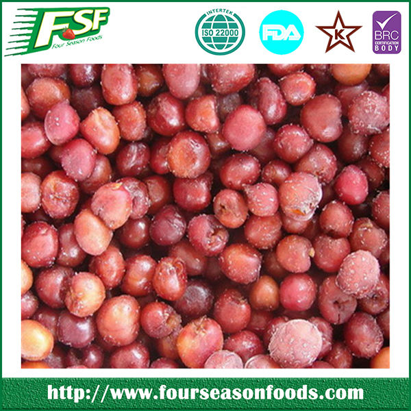 2017 Best prices newest crop iqf red cherry