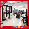 Modern cosmetic shop interior design for cosmetic shop layout