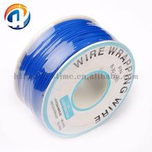 Bule 250 Meters Electrical Wire, Wrapping Wire High Quality 30awg Line Q9 Electric Cable