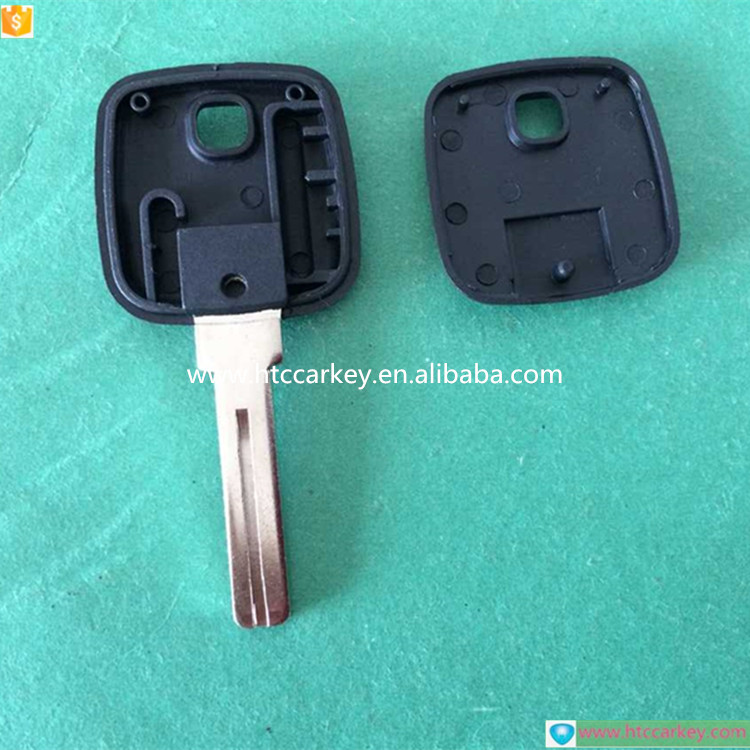 Top quality car key for Transponder Key Shell Without Chip (Without logo) Silca: NE66 Volvo car key