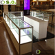 China professional jewellery shop counter factory design showcase manufacturer for jewelry display kiosk