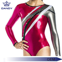 2018 Spandex Training Tights Gymnastics Ballet Gymnastics Leotard for Girls factory price