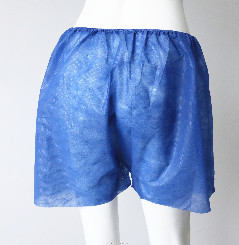 5bb2b63e9fe0 disposable massage underwear spa shorts disposable underwear for massage  for saunna
