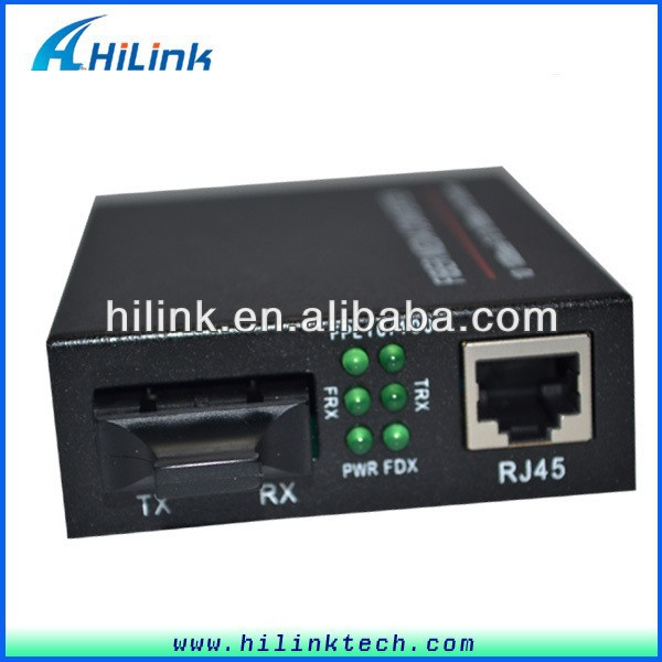 E1 RJ45 Ethernet 10/100/1000M CTC Optical Fiber Media Converter