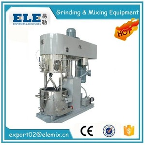 High Speed Disperser oil blending equipment for printing ink, paint