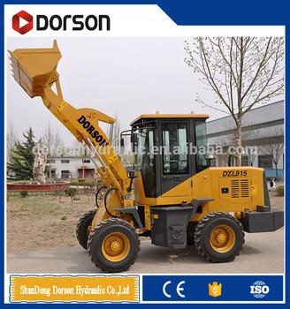 Dorson Dzl915 Garden Tractor Front End Loader Loader For