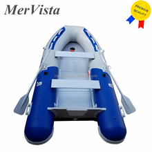 (CE) High Quality PVC Inflatable Rubber Motor Boat Price