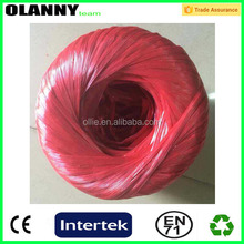 eco-friendly hot sale red PP rope